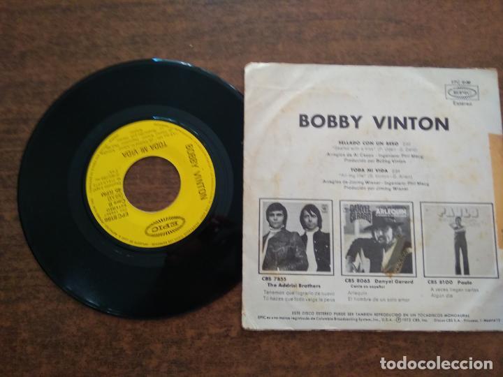 Discos de vinilo: BOBY WINTER - 1 DISCO SINGLE - Foto 2 - 212341738