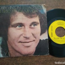 Discos de vinilo: BOBY WINTER - 1 DISCO SINGLE. Lote 212341738