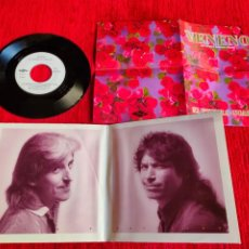 Discos de vinilo: VENENO PALABRAS PARA JULIA DOBLE CARPETA + FOTO-BIO. Lote 212343547
