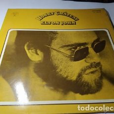 Discos de vinilo: LP - ELTON JOHN – HONKY CHÂTEAU - DJL - 7006 - CARPETA (VG+ / VG+) SPAIN 1977. Lote 212347283