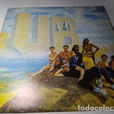 Discos de vinilo: LP - UB40 ?– UB44 - I-205039 (G / VG+) SPAIN 1982 ( CANCION 2 TIENE MARCA PROFUNDA NO SALTA !). Lote 212355440