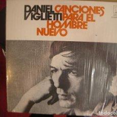 Discos de vinil: DANIEL VIGLIETTI- CANCIONES PARA EL HOMBRE NUEVO. LP.. Lote 212375462