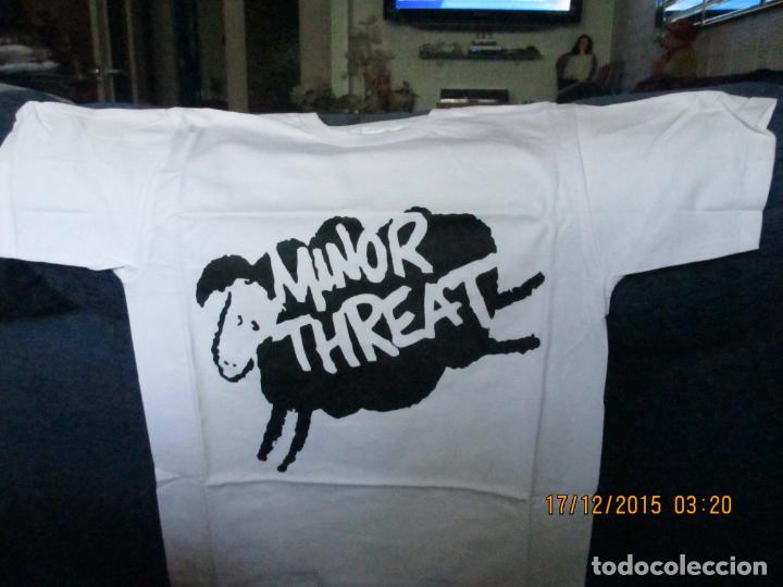 MINOR THREAT (Música - Discos - LP Vinilo - Punk - Hard Core)