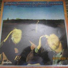 Discos de vinilo: STEFAN GROSSMAN & JOHN RENBOURN LP - ORIGINAL ESPAÑOL - GUIMBARDA RECORDS1979. Lote 212384931