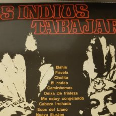 Discos de vinilo: LOS INDIOS TABAJARAS. BELTER. Lote 212390148