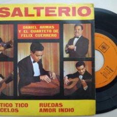 Discos de vinilo: DANIEL ARMAS Y EL CUARTETO DE FÉLIX GUERRERO -EP 1962 -PEDIDO MINIMO 3 EUROS. Lote 212393086