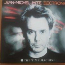 Discos de vinilo: JEAN MICHEL JARRE ELECTRONICA 1 THE TIME MACHINE CD+LIBRETO. Lote 212411225
