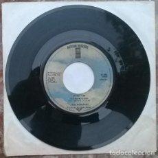 Discos de vinilo: LINDA RONSTADT. I CAN'T HELP IT/ YOU'RE NO GOOD. ASYLUM, HOLLAND 1974 SINGLE. Lote 212420603