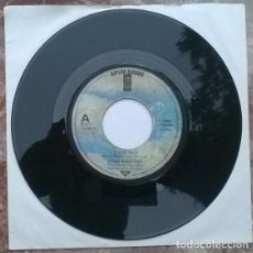 Discos de vinilo: LINDA RONSTADT. BLUE BAYOU/ IT'S SO EASY. ASYLUM, HOLLAND 1977 SINGLE. Lote 212420870