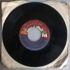 Discos de vinilo: BILL AMESBURY. ROCK MY ROLL/ VIRGINIA (TOUCH ME LIKE YOU DO). CASABLANCA, HOLLAND 1974 SINGLE. Lote 212423397