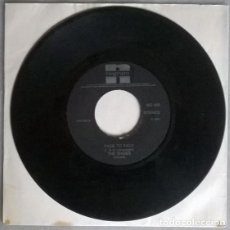 Discos de vinilo: THE SHOES. NO ONE KNOWS/ FACE TO FACE. NEGRAM, HOLLAND 1974 SINGLE. Lote 212425957