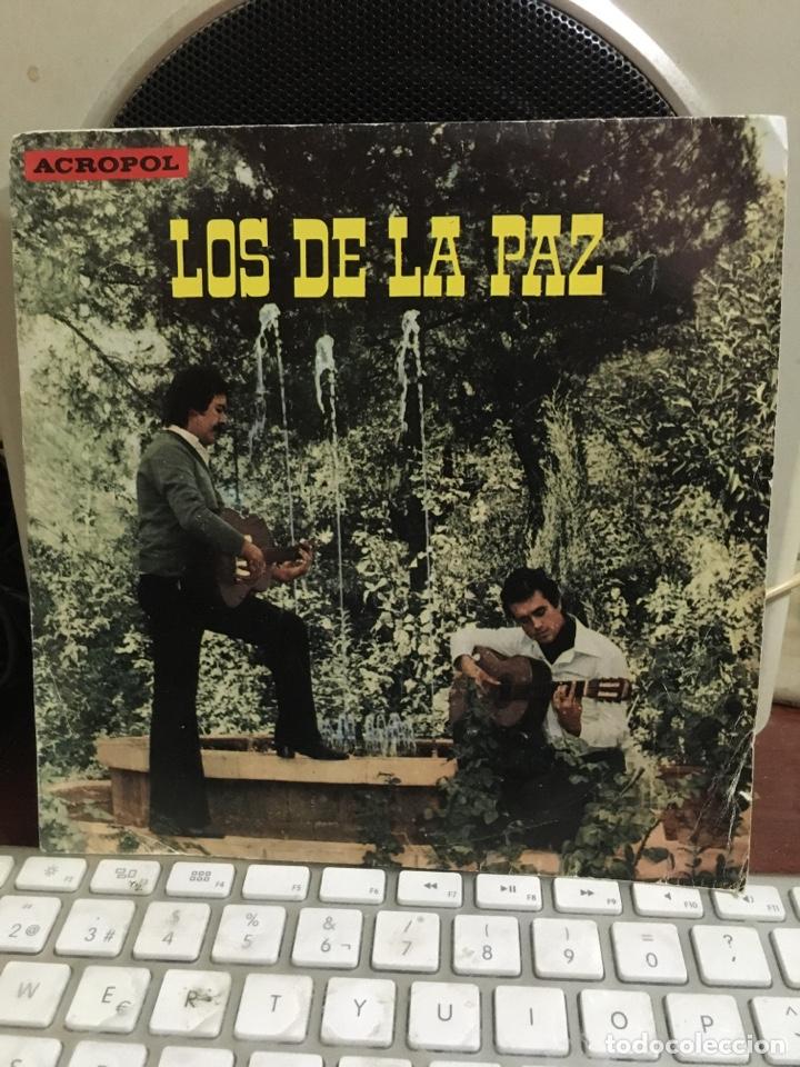 LOS DE LA PAZ-POBRE ERES/LA PAZ-ACROPOL 1980-VINILO NUEVO-INENCONTRABLE Y BUSCADO DISCO-RUMBA PUNK (Música - Discos - Singles Vinilo - Flamenco, Canción española y Cuplé)