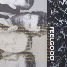 Discos de vinilo: DR FEELGOOD HUNTING,SHOOTING,FISHING 3 TEMAS. Lote 212462731