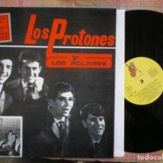 Dischi in vinile: LOS PROTONES Y LOS POLARES, ED. DE EPOCA,. Lote 212470032
