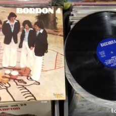 Discos de vinil: DIFICIL 1ER LP BORDON 4 SELLO BACCAROLA 1977. Lote 212476253
