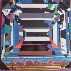 Discos de vinilo: MAXI - CAFEINA - COLOR TENUE/SACRIFICIO/VENGANZA/AFRODISIACO (SPAIN, PAÑOLETA RECORDS 1987). Lote 212485871