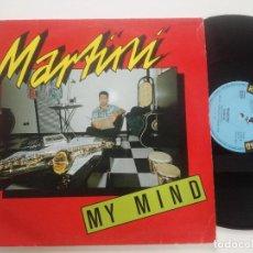 Discos de vinilo: MARTINI - MY MIND (CLUB MIX) /(INSTRUMENTAL) -MAXI SINGLE RESEARCH PCM SUIZA 1987 //NM// ITALO DISCO. Lote 212491652