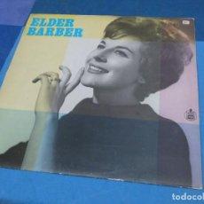 Discos de vinilo: EXPRO LP RE 1983 DEL CLASICO DE 1961 ELDER BARBER MUY BUEN ESTADO HISPAVOX. Lote 212501718