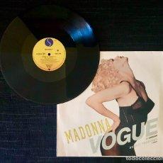 """Discos de vinilo: VINILO MADONNA - VOGUE - KEEP IT TOGETHER 1990 - GERMANY ALEMANIA MAXI SINGLE PORTADA 12"""". Lote 212490340"""