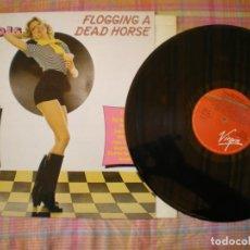 Disques de vinyle: SEX PISTOLS, FLOGGING A DEAD HORSE, EDICION DE EPOCA,. Lote 212506603