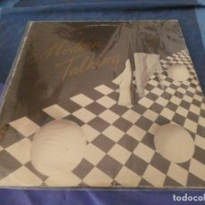 Discos de vinilo: EXPROV MAXI SINGLE MODERN TALKING YOU CAN WIN IF YOU WANT LEVES SEÑALES USO PEGATA DETRAS. Lote 212518688
