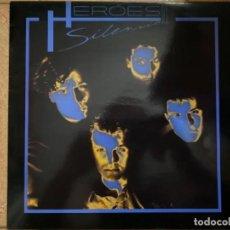 Discos de vinilo: ANTIGUO LP HÉROES DEL SILENCIO HÉROE DE LEYENDA. Lote 212519478