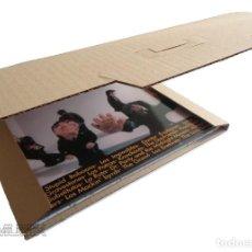 Discos de vinilo: 25 CAJAS DE CARTÓN EMBALAJE PARA ENVIAR DE 1 A 3 DISCOS DE VINILO LP CARTÓN DE CALIDAD SUPERIOR. Lote 231122615