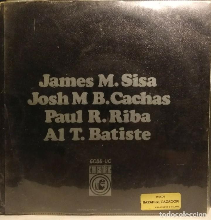 Discos de vinilo: EP MINIATURA ( SISA, PAU RIBA, CACHAS, ALBERT BATISTE ) - Foto 2 - 212526022