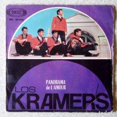 Discos de vinilo: LOS KRAMER´S.PANORAMA + 1...EX. Lote 212552658