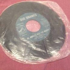 Discos de vinilo: EP DUO DINAMICO CANTAN EN CATALAN/ AI AQUELLS ULLS TAN NEGRES / TU SERAS LA PRIMERA - 1965. Lote 212582562