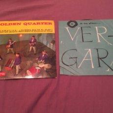 Discos de vinilo: GOLDEN QUARTER - EP - LOCOMOTION +3 - 1963 - CONSERVA ENCARTE INTERIOR. Lote 212583123