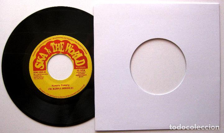 Discos de vinilo: Jim Murple Memorial - What You Have Done - Single Ska In The World 2005 Japan BPY - Foto 2 - 212615246