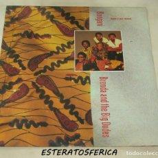 Discos de vinilo: BRENDA AND THE BIG DUDES - BONGANI - EMI RECORDS 1986. Lote 212651606