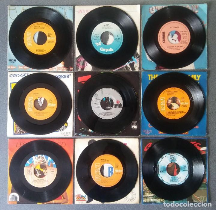 Discos de vinilo: Lote vinilos Eps dance Evelyn King Intuition Ottawan Odyssey Gilla The Ritchie Family Leon Haywood - Foto 2 - 212652750