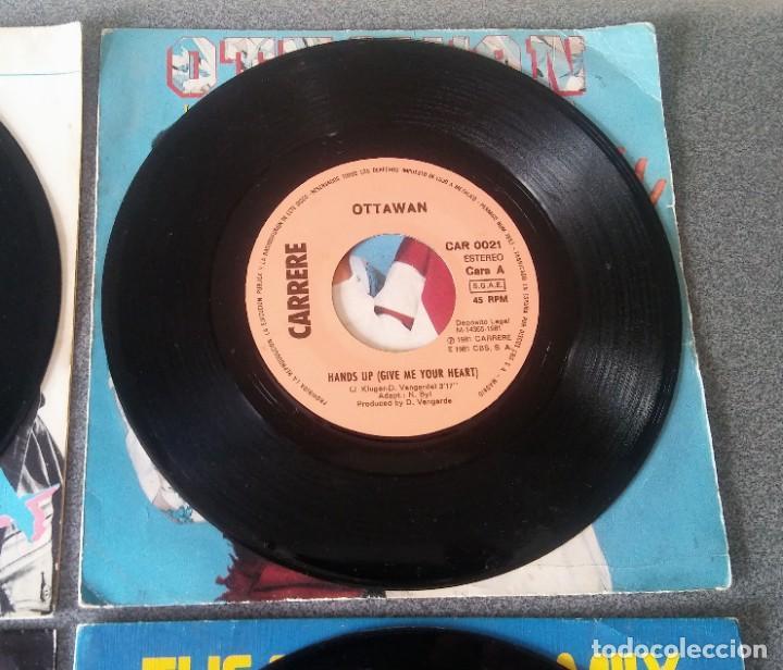 Discos de vinilo: Lote vinilos Eps dance Evelyn King Intuition Ottawan Odyssey Gilla The Ritchie Family Leon Haywood - Foto 4 - 212652750