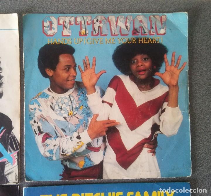 Discos de vinilo: Lote vinilos Eps dance Evelyn King Intuition Ottawan Odyssey Gilla The Ritchie Family Leon Haywood - Foto 10 - 212652750
