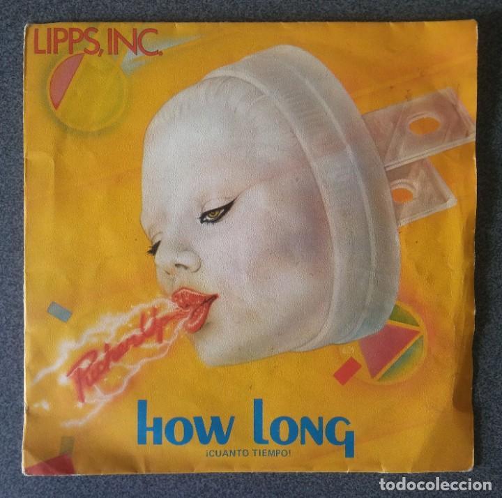 VINILO SINGLE EP LIPPS INC (Música - Discos de Vinilo - EPs - Disco y Dance)