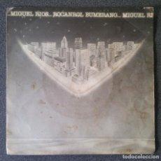 Discos de vinilo: SINGLE EP MIGUEL RIOS ROCANROL BUMERANG. Lote 212653865