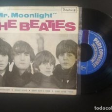 Discos de vinilo: THE BEATLES MR.MOONLIGHT, HONEY DONT +2 EP PORTUGAL 1965 PEPETO TOP. Lote 212656493
