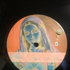 Discos de vinilo: AIDA FEAR OF LOVE /FEAR OF LOVE / 4 VERSIONES / VER FOTO ADICIONAL PEPETO. Lote 212676108