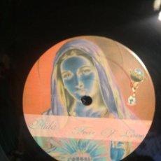 Discos de vinilo: AIDA FEAR OF LOVE /FEAR OF LOVE / 4 VERSIONES / VER FOTO ADICIONAL PEPETO. Lote 212676305