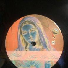 Discos de vinilo: AIDA FEAR OF LOVE /FEAR OF LOVE / 4 VERSIONES / VER FOTO ADICIONAL PEPETO. Lote 212676661