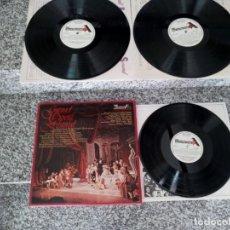 Discos de vinilo: GRAND OPERA FESTIVAL.CAJA CON 3 LPS.1975.. Lote 212676890