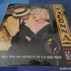 Discos de vinilo: EXPRO LP MADONNA BSO DE LA PELI DICK TRACY VINILO MUY BIEN PORTADA BIEN. Lote 212681278
