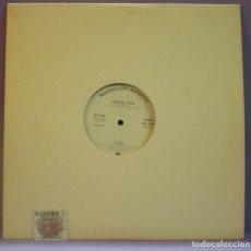Discos de vinilo: L.T.D. - CUTTIN' IT UP - MAXI SINGLE 12' PROMO, 33 ⅓ RPM. Lote 212684282