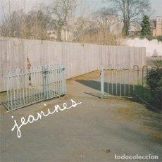 Discos de vinilo: LP JEANINES VINILO COLOR SLUMBERLAND RECORDS. Lote 212700182