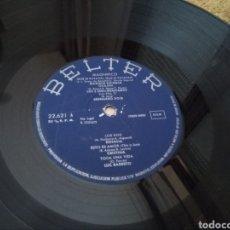 Discos de vinilo: 39-LP VINILO. SIN SOBRE CARTÓN. BELTER. VARIOS CANTANTES.. Lote 212734191
