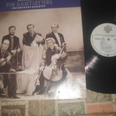 Discos de vinilo: ELVIS COSTELLO THE JULIET LETTERS THE BRODSKY QUARTET (1993 WARNER) GERMANY. Lote 212776563
