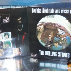 Discos de vinilo: THE ROLLING STONES ---- BIG HITS ( HIGH TIDE AND GREEN GRASS )1966 ------ MINT ( M ). Lote 196369452