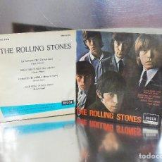 Discos de vinilo: THE ROLLING STONES --THE LAST TIME +3 VINILO VG+ PORTADA MINT ( M ). Lote 208833728